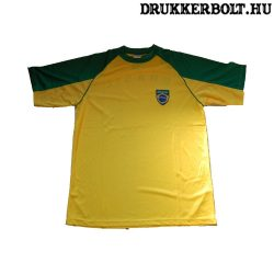 Brazília szurkolói focimez - brazil válogatott mez (szurkolói változat, akár felirattal is)