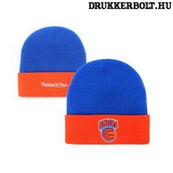 New York Knicks sapka (Mitchell & Ness) - eredeti, hivatalos NBA kötött sapka