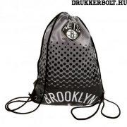Brooklyn Nets tornazsák / zsinórtáska - eredeti, hivatalos NBA klubtermék