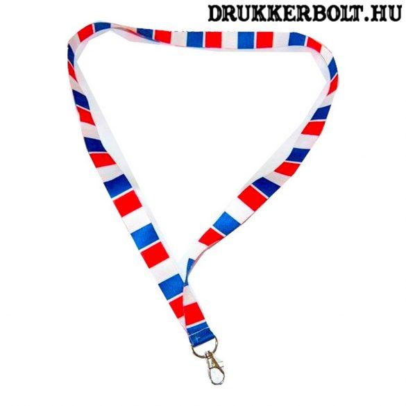 Franciaország nyakpánt / passtartó - francia szurkolói termék