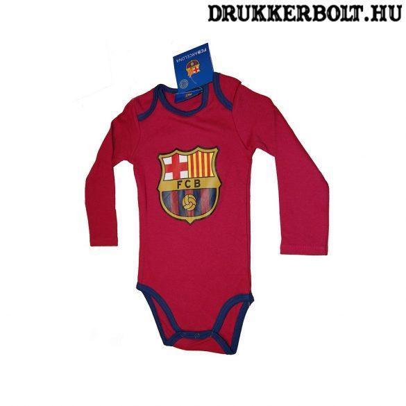 Fc Barcelona body babáknak (többféle) - eredeti, hivatalos klubtermék!