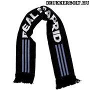 Adidas Real Madrid sál (fekete) - eredeti, hivatalos klubtermék