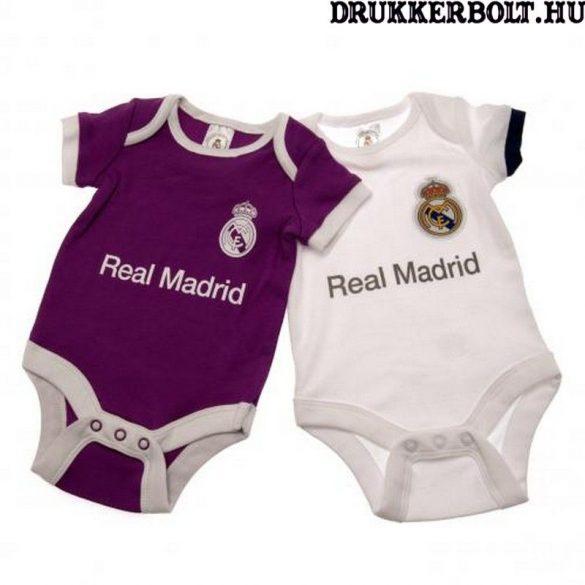 Real Madrid body babáknak (többféle) - eredeti, hivatalos klubtermék!