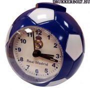 Real Madrid ébresztőóra - focilabda alakú ébresztőóra