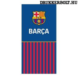 FC Barcelona feliratos törölköző - liszenszelt klubtermék !!!