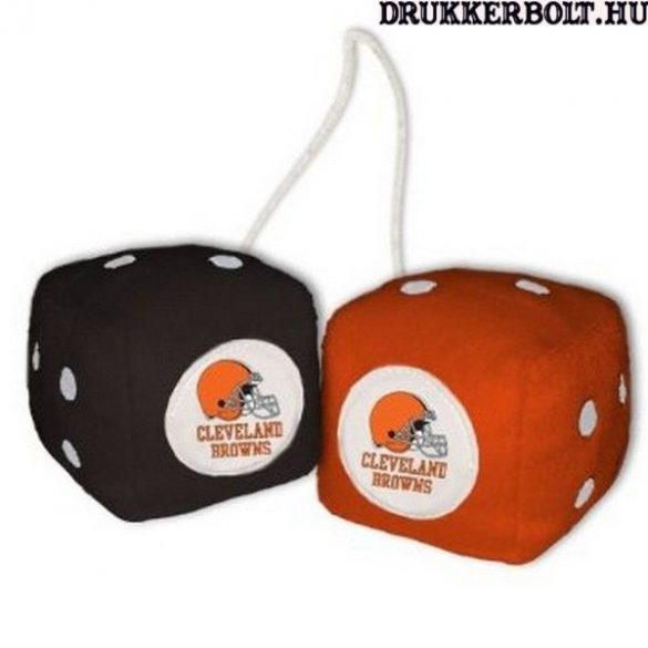 Cleveland Browns plüss dobókocka - eredeti NFL termék