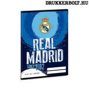Real Madrid vonalas füzet A/5 méretben (1632 - 2.osztály)
