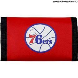 Philadelphia 76ers pénztárca (eredeti, hivatalos NBA klubtermék)