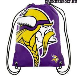 Minnesota Vikings tornazsák / zsinórtáska - eredeti, hivatalos klubtermék