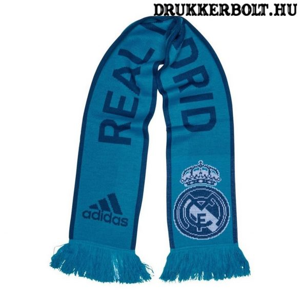 Adidas Real Madrid sál - eredeti Real Madrid sál (türkiz)