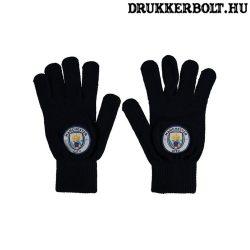 Manchester City kötött kesztyű - hivatalos szurkolói termék