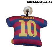 "FC Barcelona autós mez ""Messi"" - tapadókorongos Barcelona mini mez"