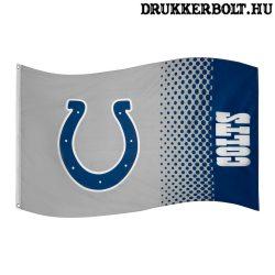 Indianapolis Colts zászló -hivatalos  NFL zászló (eredeti, hologramos klubtermék)