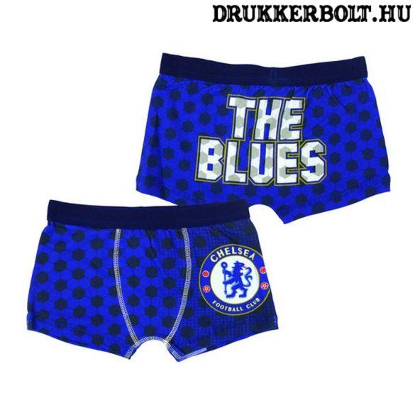 Chelsea boxer csapatlogóval (gyerek) - Eredeti hivatalos termék