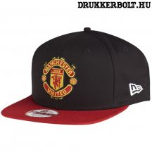 New Era Manchester United Baseball sapka (piros-fekete) - eredeti Manchester United snapback NE 9Fifty