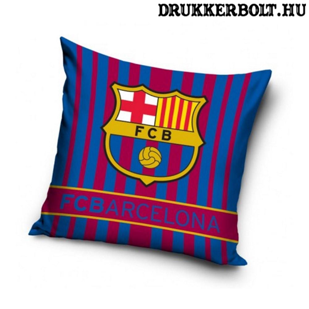 FC Barcelona kispárna huzat (40x40 cm) eredeti, hivatalos termék!