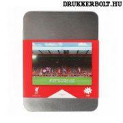 Liverpool FC puzzle fémdobozban  (100 db-os) - eredeti Liverpool kirakó