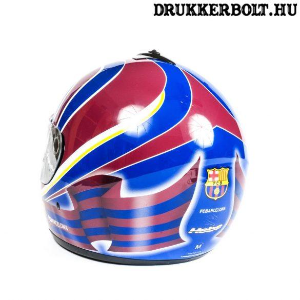 HEBO Fc Barcelona bukósisak - eredeti Barcelona motoros bukósisak / helmet