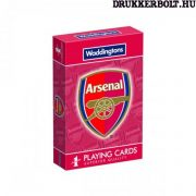 Arsenal kártya - hivatalos, liszenszelt termék