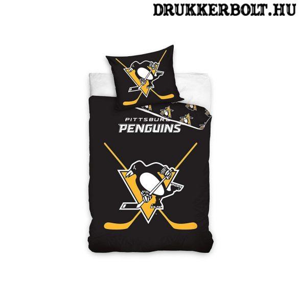 Pittsburgh Penguins ágynemű garnitúra / szett - hivatalos NHL termék (100% pamut)