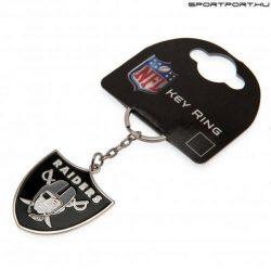 Oakland Raiders NFL kulcstartó - eredeti, hivatalos klubtermék