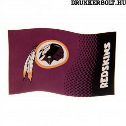 Washington Redskins zászló -hivatalos  NFL zászló (eredeti, hologramos klubtermék)