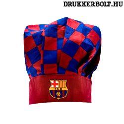 FC Barcelona szakácssapka / séfsapka - eredeti klubtermék