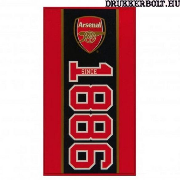 Arsenal FC törölköző - eredeti, liszenszelt klubtermék !!!