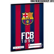 FC Barcelona vonalas füzet A/5 méretben (2132)