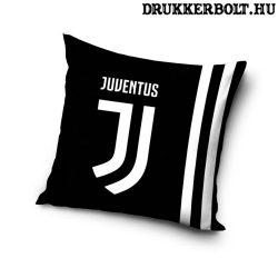 Juventus kispárna huzat (oldalt csíkos) - hivatalos Juve klubtermék