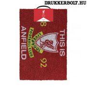 Liverpool lábtörlő - hivatalos termék