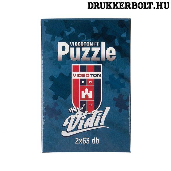 MOL Vidi puzzle - eredeti Videoton termék (Vidi kirakó)