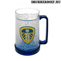Leeds United fagyasztható söröskorsó - eredeti klubtermék