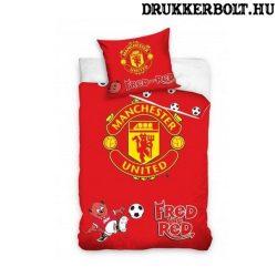 Manchester United FC gyerek ágynemű garnitúra / szett (eredeti, hivatalos klubtermék)