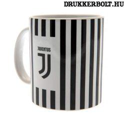 Juventus FC bögre - csíkos bögre Juve címerrel