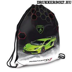 Lamborghini tornazsák zsinórtáska - hivatalos termék