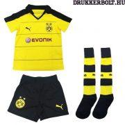BVB Dortmund baba mez szett - eredeti Puma klubtermék 24 hónapos babáknak (mez+short+zokni) (Replica)