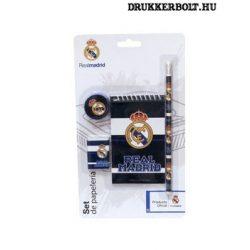 Real Madrid 4 darabos iskolai szett - eredeti, liszenszelt klubtermék!