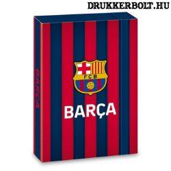FC Barcelona füzetbox ( A/5 méretű Barca borító ) - hivatalos FCB termék