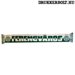 Ferencváros sál - zöld-fekete Fradi sál (hivatalos,hologramos FTC klubtermék)