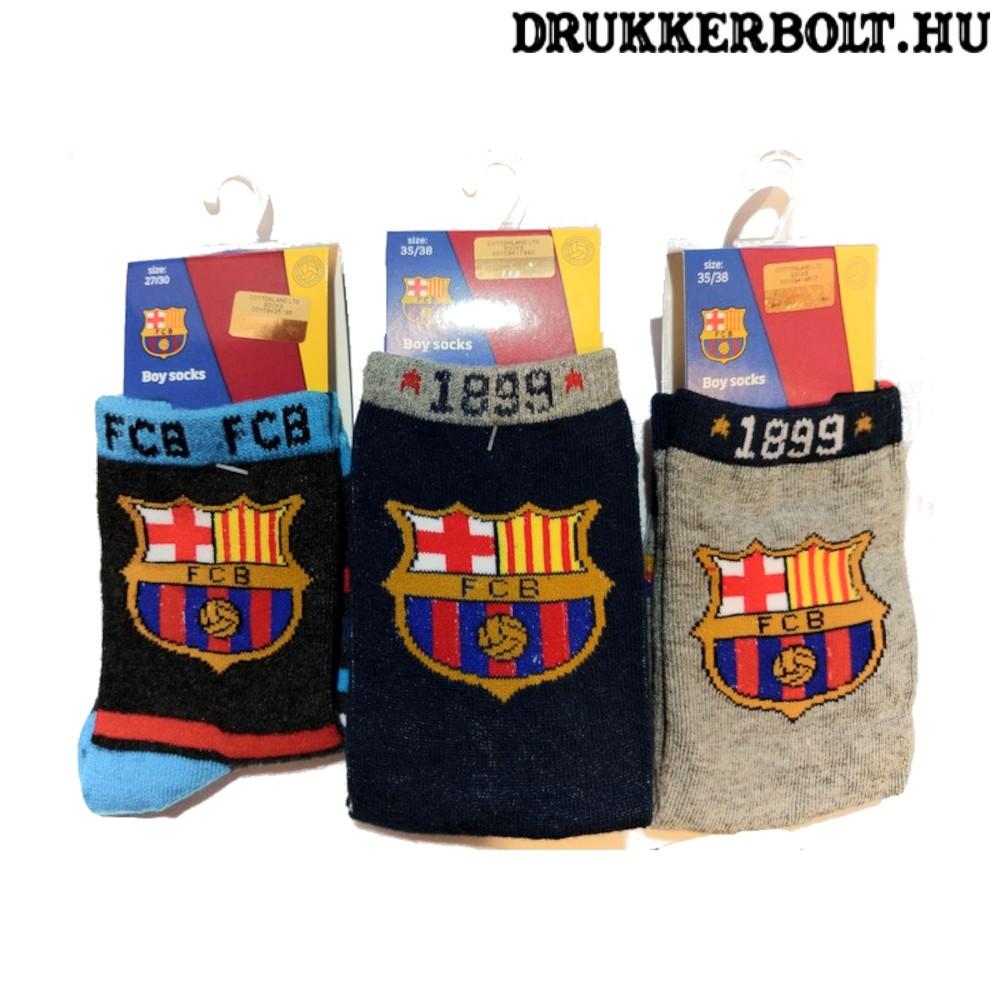 FC Barcelona gyerek zokni (több színben) - hivatalos ac68eda816