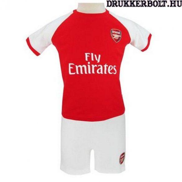 Arsenal FC baba mez szett - eredeti klubtermék babáknak több méretben (mez+short)