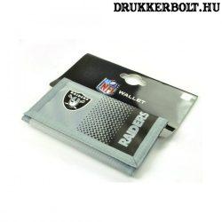 Oakland Raiders pénztárca (eredeti, hivatalos NFL klubtermék)