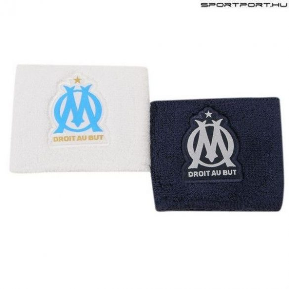 Olympique Marseille csuklószorító - eredeti, hivatalos Adidas klubtermék