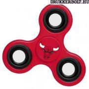 Chicago Bulls fidget spinner - Diztracto Spinnerz ujjpörgettyű kb.2 perces pörgési idővel! - eredeti, hivatalos NBA termék!