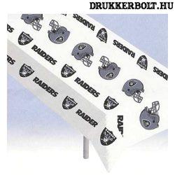 Oakland Raiders asztalterítő - hivatalos NFL klubtermék