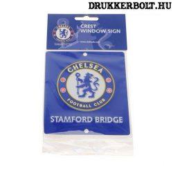 Chelsea öntapadós ablak tábla (aluminium) - eredeti klubtermék