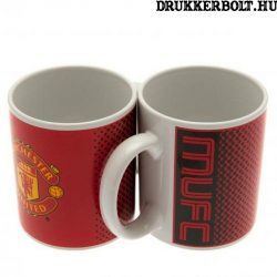 Manchester United bögre - hivatalos klubtermék
