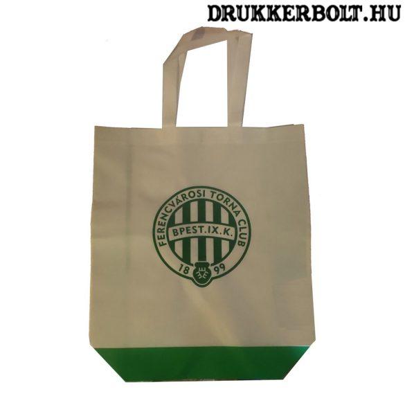 Ferencváros szatyor / Fradi bevásárlótáska - liszenszelt FTC termék