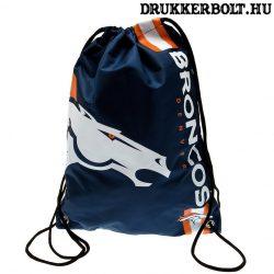 Denver Broncos tornazsák / zsinórtáska - eredeti, hivatalos NFL klubtermék